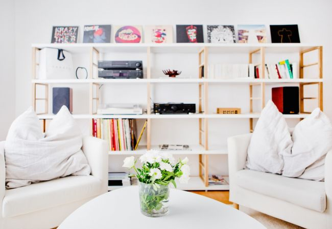 Apartament w Berlin - Apartament z 2 sypialniami w Berlin