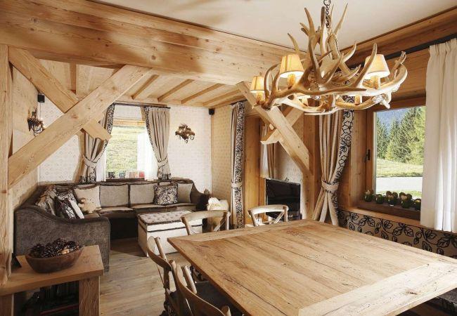 Apartament w Bernau am Chiemsee - Apartament z 5 sypialniami do100 mplaży