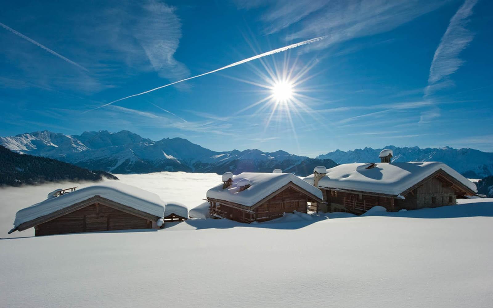 Chalets Innsbruck Modernes Alpenchalet In Tirol